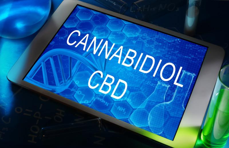 Cannabidiol also known as CBD