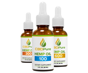 CBDPure Hemp Oil CBD