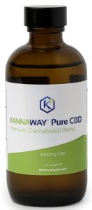 Kannaway Pure CBD bottle