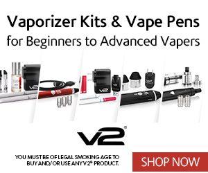 V2 Vaporizer Kits & Vape Pens