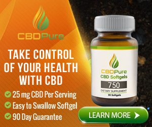 REVIEW CBDPure Softgels –READ BEFORE BUYING | CBD ReVu
