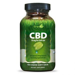Irwin Naturals CBD 10 mg
