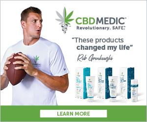 CBD MEDIC Ron Gronkowski